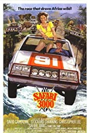 Safari 3000(1982) Poster - Movie Forum, Cast, Reviews