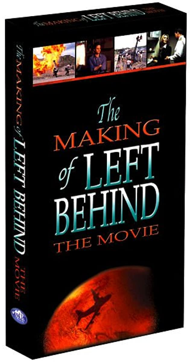 the making of left behind the movie video 2000 plot