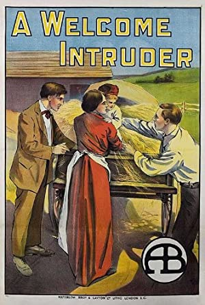 D.W. Griffith A Welcome Intruder Movie