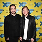 John Cusack and Bill Pohlad at an event for Love & Mercy (2014)