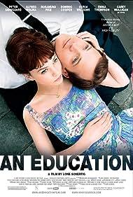 Peter Sarsgaard and Carey Mulligan in An Education (2009)
