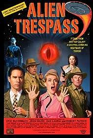 Robert Patrick, Eric McCormack, Dan Lauria, Jody Thompson, and Jenni Baird in Alien Trespass (2009)