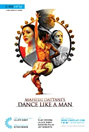 Mahesh Dattani's Dance Like a Man Poster