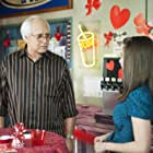 Chevy Chase and Alison Brie in Community (2009)