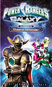 Power Rangers Lost Galaxy: Return of the Magna Defender USA