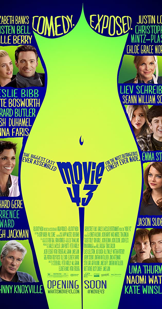 Movie 43 cast wonder woman