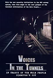 Voices in the Tunnels Poster