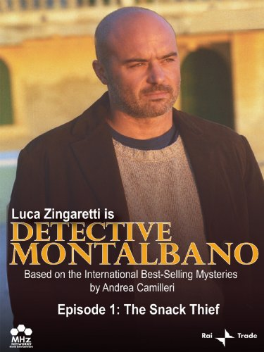 Luca Zingaretti in Il ladro di merendine (1999)