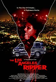 The Los Angeles Ripper Poster
