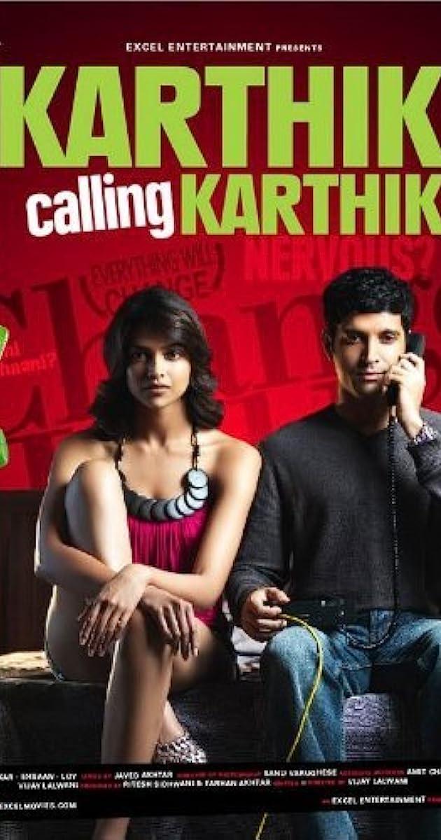 Karthik Calling Karthik 2010 Imdb
