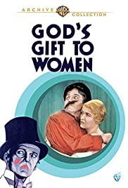 God's Gift to Women Poster