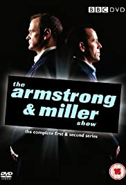 The Armstrong and Miller Show Poster