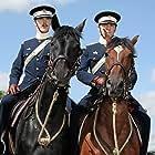 Tom Hiddleston and Benedict Cumberbatch in War Horse (2011)