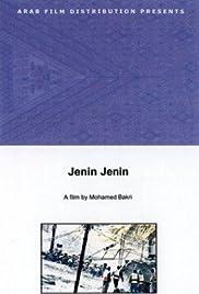 Jenin, Jenin Poster