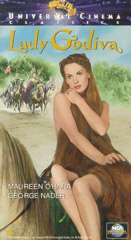Maureen O'Hara in Lady Godiva of Coventry (1955)