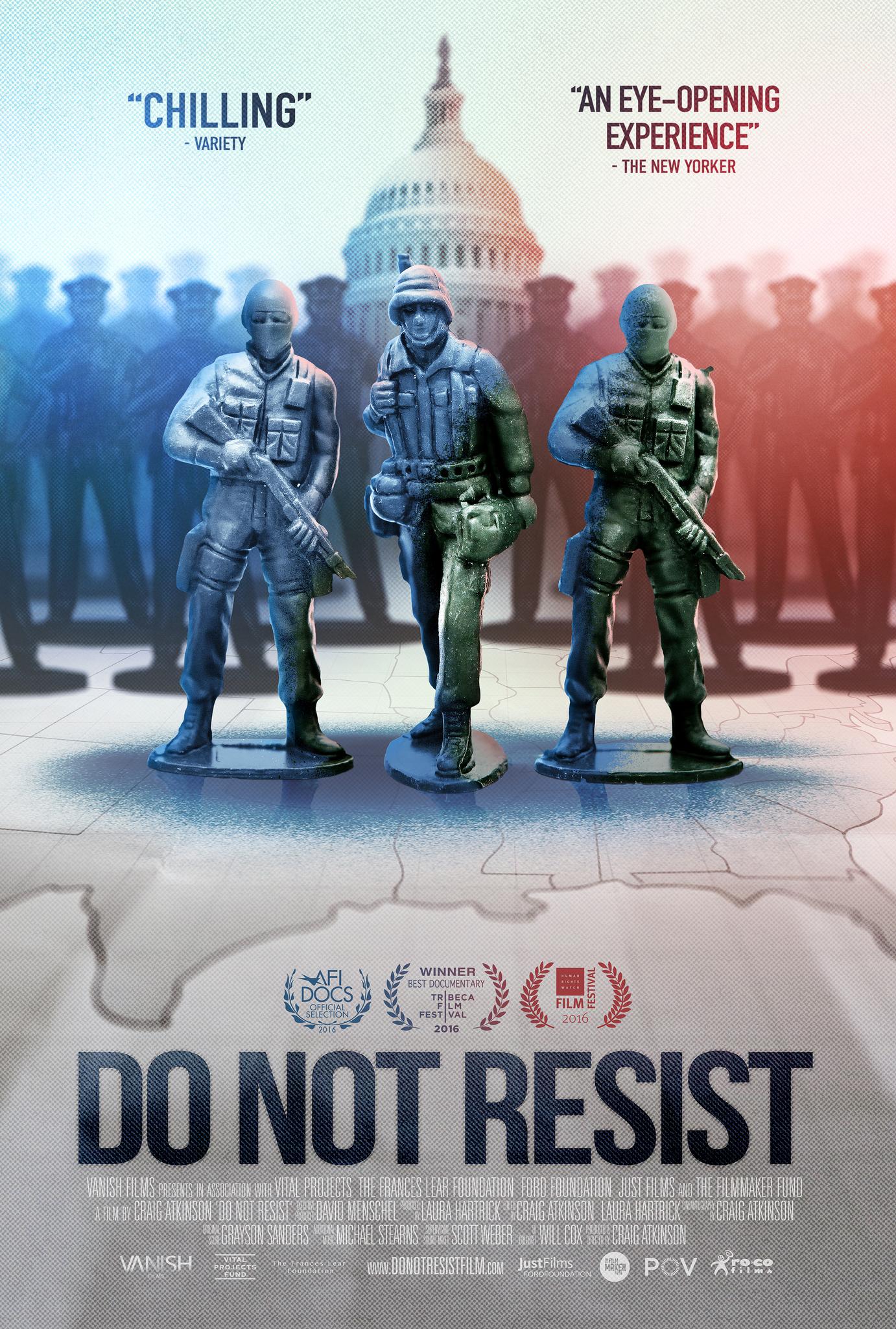 Do Not Resist (2016) DVDrip