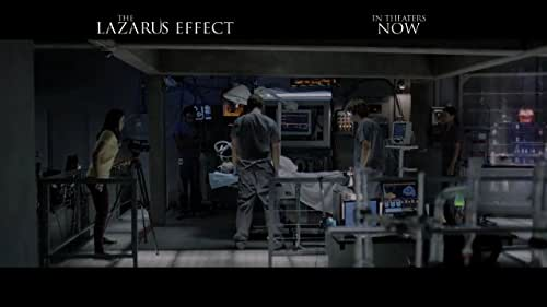 """A trailer for """"The Lazarus Effect"""". (Unleashed.)"""