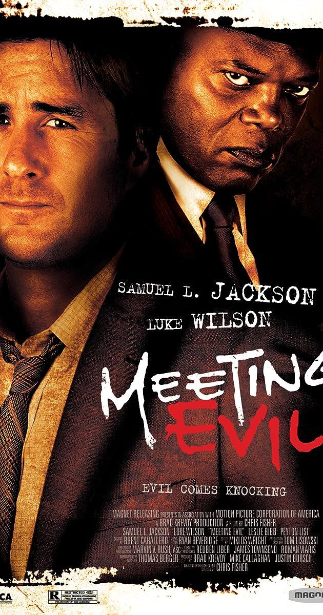 Subtitle of Meeting Evil