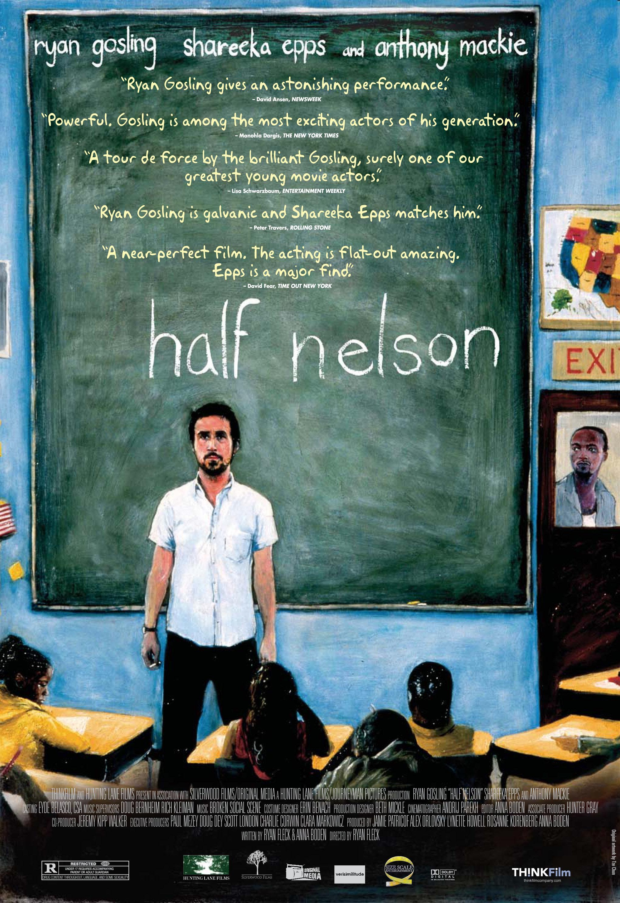 Half Nelson (2006) BluRay 480p, 720p & 1080p