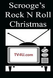 Scrooge's Rock 'N' Roll Christmas Poster