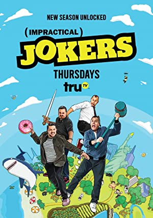 Where to stream Impractical Jokers