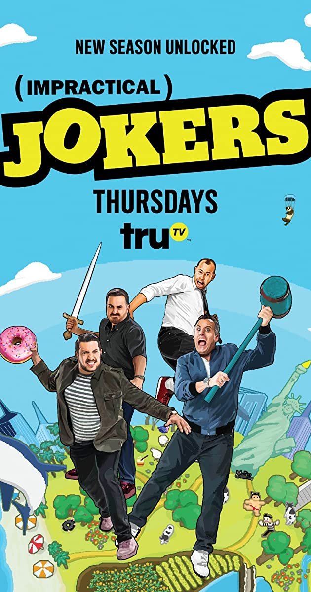 Impractical Jokers (TV Series 2011– ) - IMDb