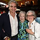 Tom Junod and Joanne Rogers at an event for Won't You Be My Neighbor? (2018)