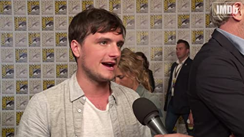 "Comic-Con 2015: IMDb on the Street - Cast of ""Mockingjay Part 2"""