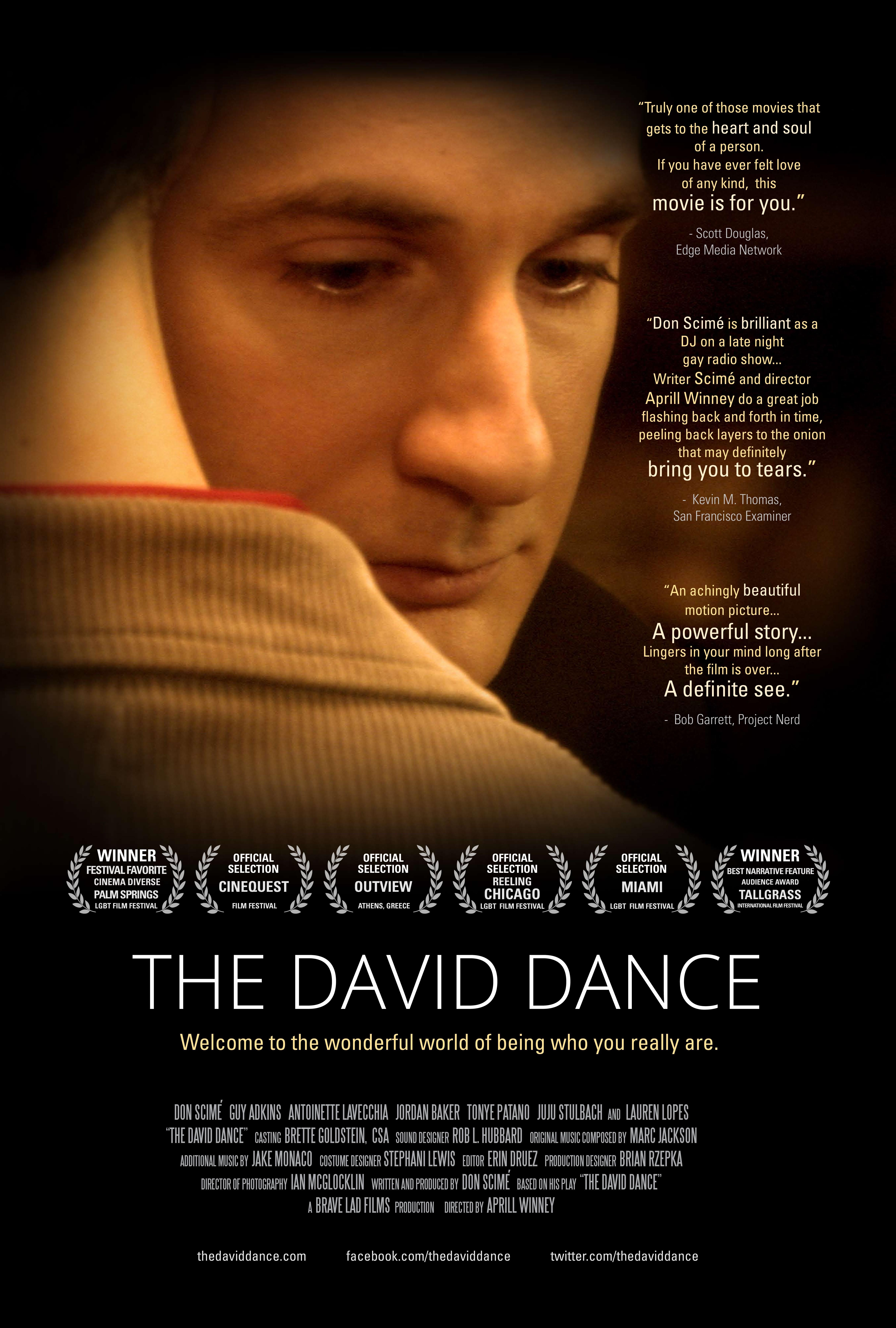 Actor dancer homosexual adoption