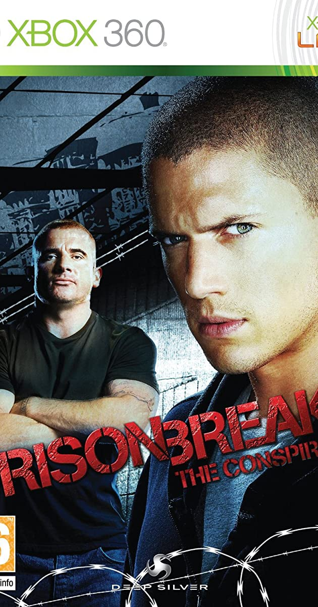 Prison Break The Conspiracy Video Game 2010 Imdb