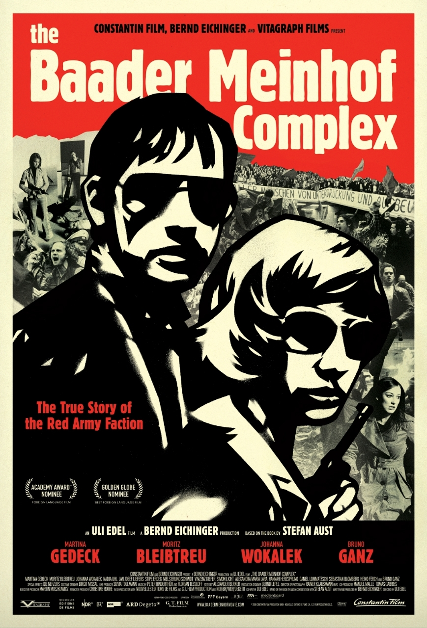 The Baader Meinhof Complex (2008) BluRay 720p
