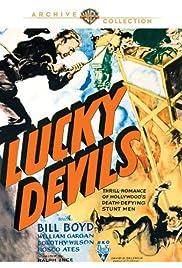 Lucky Devils(1933) Poster - Movie Forum, Cast, Reviews