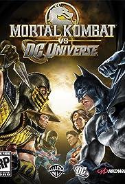 Mortal Kombat vs. DC Universe Poster