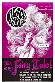 Alice in Acidland Poster