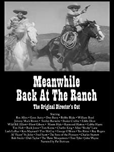 Top websites for movie downloads free Meanwhile, Back at the Ranch [720x1280]