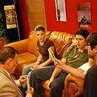 """Insidious"" Shoot with James Schram, Augustus Diorio, and director Jerry Schram."