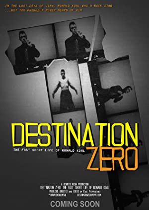 Destination Zero, the Fast Short Life of Ronald Koal