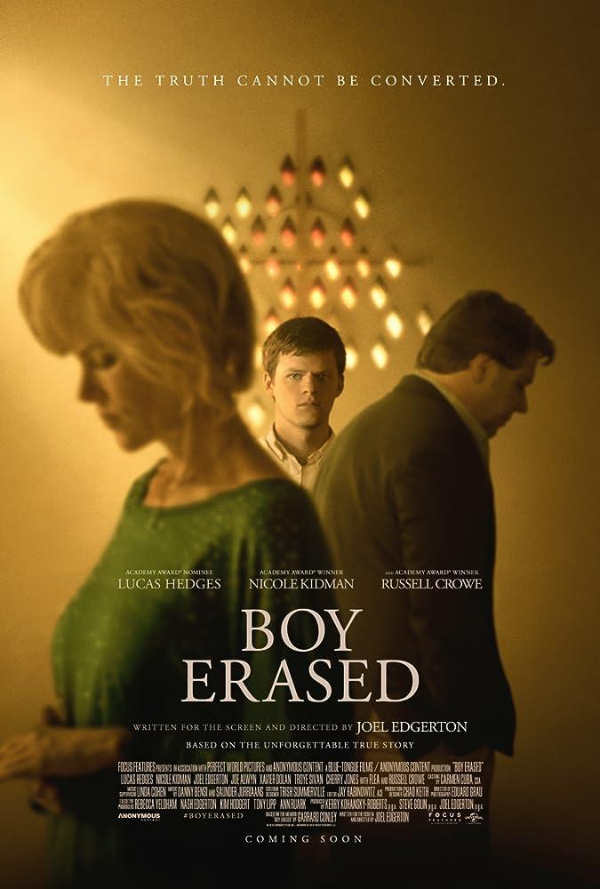 გამქრალი ბიჭი / BOY ERASED