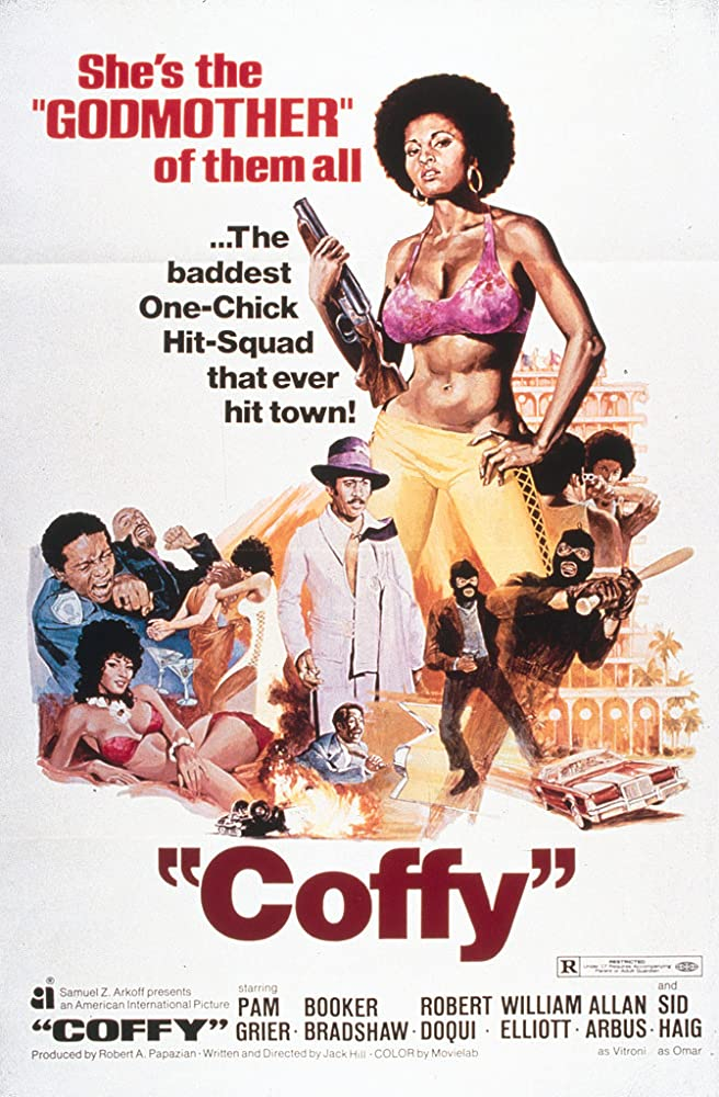 Pam Grier in Coffy (1973)