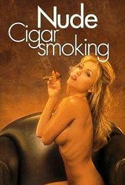 Naked Women Smoking Cigars