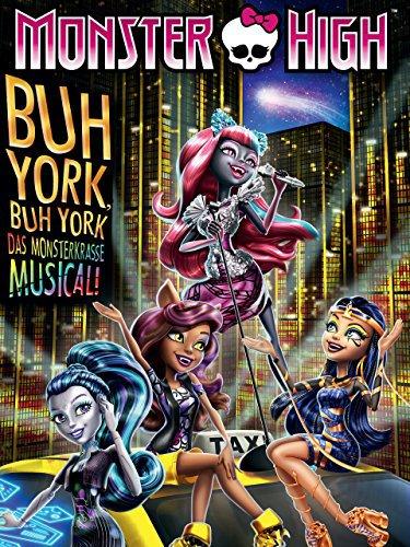Monster High: Boo York Boo York (2015) มอนสเตอร์ ไฮ มนต์เพลงเมืองบูยอร์ค