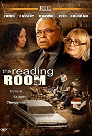 James Earl Jones and Joanna Cassidy in The Reading Room (2005)