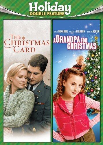 Brooke Davis, Alice Evans, and John Newton in The Christmas Card (2006)
