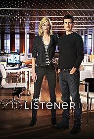 Craig Olejnik and Lauren Lee Smith in The Listener (2009)