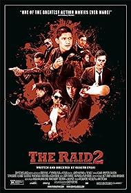 Serbuan maut 2: Berandal (2014) Poster - Movie Forum, Cast, Reviews