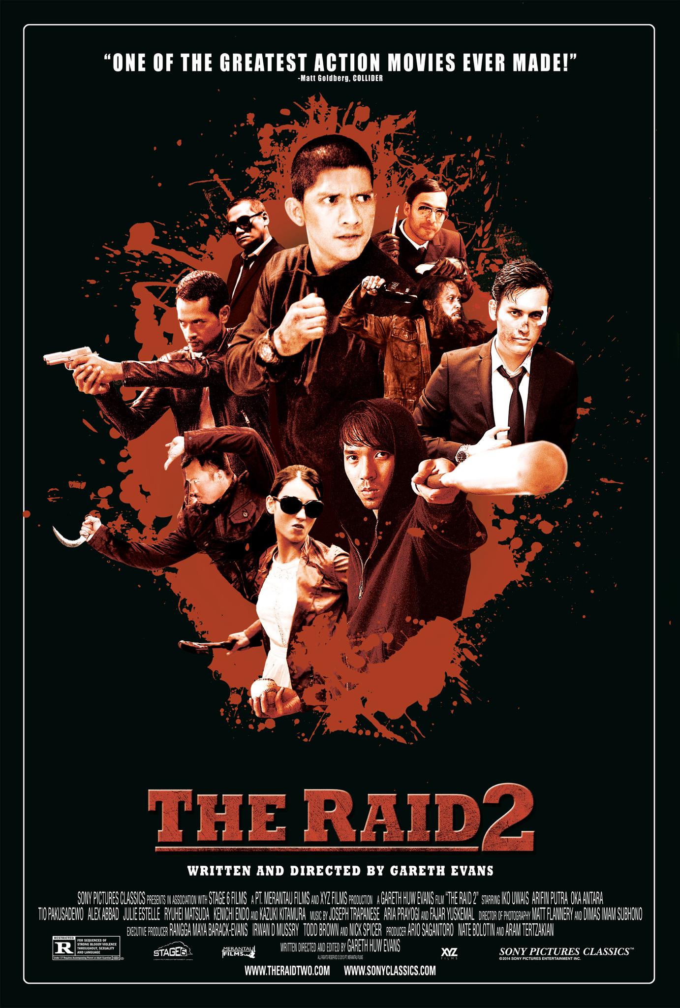 The Raid 2 (2014) BluRay 720p & 1080p