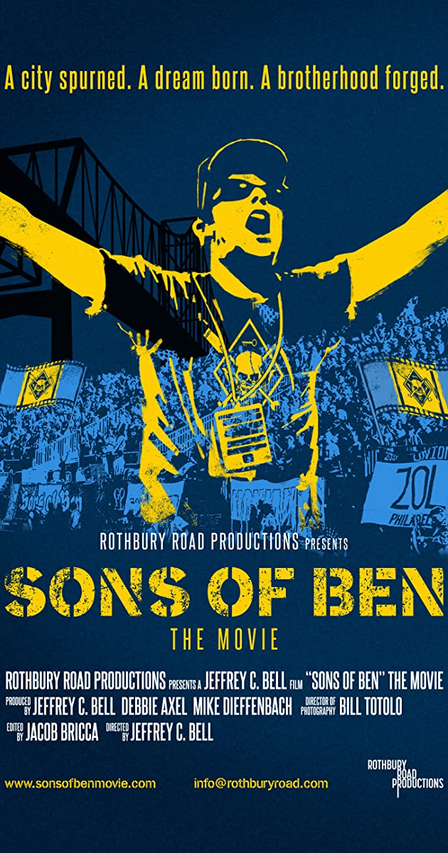 Subtitle of Sons of Ben
