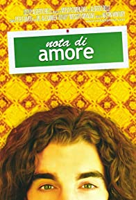 Primary photo for Nota di amore