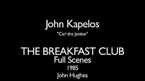 JOHN KAPELOS AS CARL FROM THE BREAKFAST CLUB
