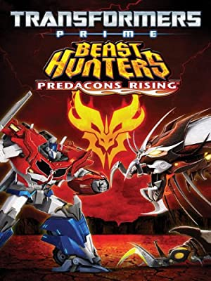 Where to stream Transformers Prime Beast Hunters: Predacons Rising